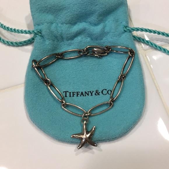 668e10069 Tiffany & Co. Jewelry | Tiffany Co Elsa Peretti Starfish Bracelet ...
